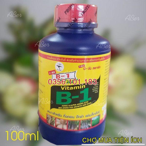 Phân bón lá Vitamin B1 Thái Lan siêu sinh trưởng